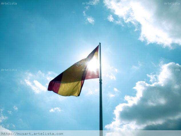 bandera de España Color (Digital) Viajes