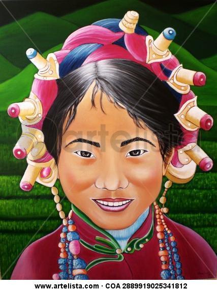 mirada del tibet- 2