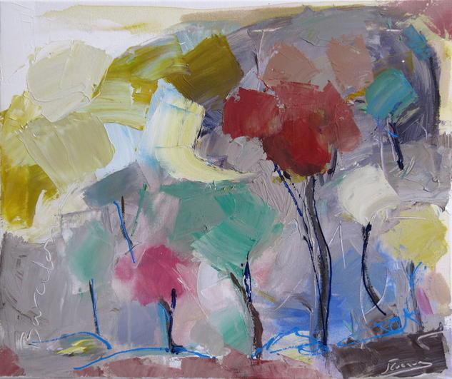 el bosque de color 3
