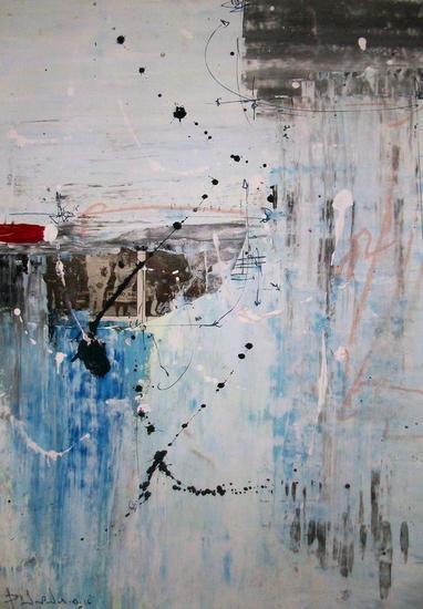 box of memories. Abstract paper collection, 2016 Otros Papel Acrílico