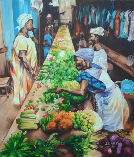 Mercado | Cuadro