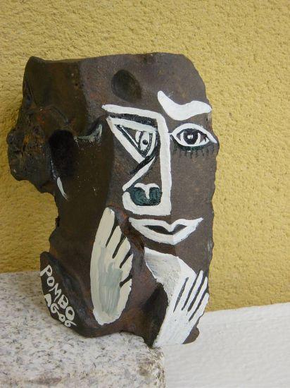 Olladas 2 Stone Figurative