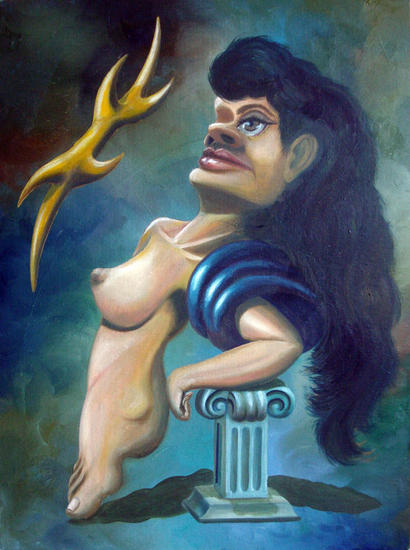 Saban Arte  -  hermanosaban - Saban pinturas - Guatemala Tela Óleo Desnudos