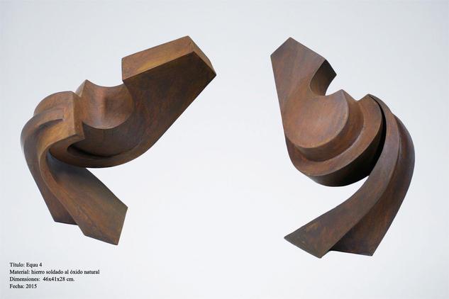Equu 4 Abstract Metal