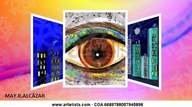 Collage Color (Digital) Otras temáticas