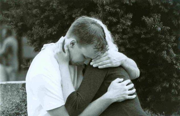 Amor verdadero Retrato Blanco y Negro (Química)