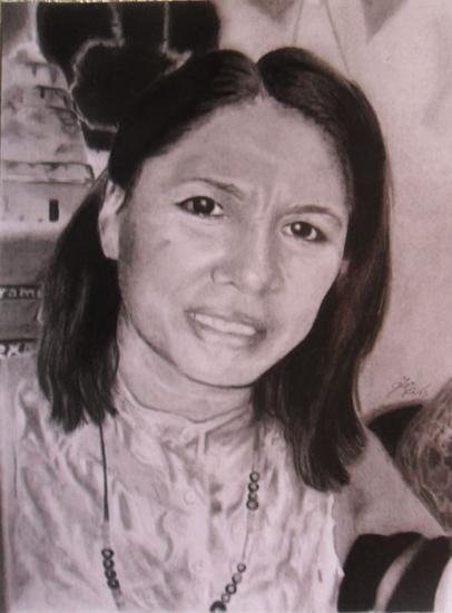 Alvita Batres Lápiz