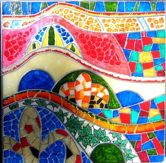 Gaudi 2 Cristal De vidriera Otros