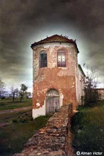 aquella casa maldita .....