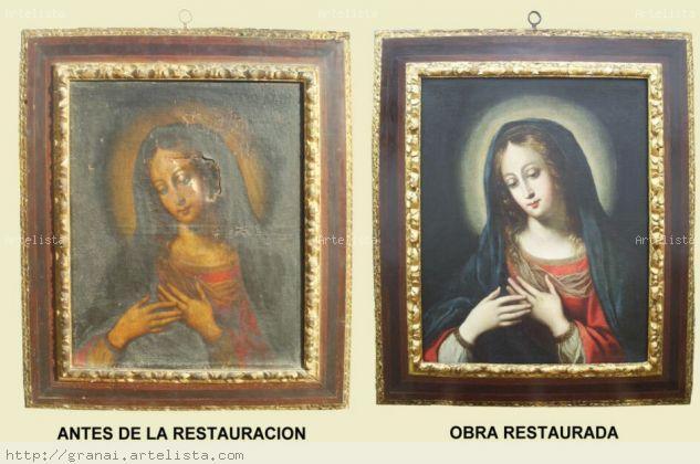 virgen maria (restauracion)
