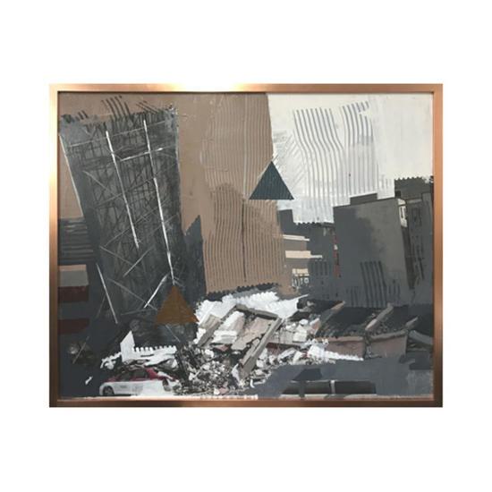 Confirmación de vida 2 Others Acrylic Canvas