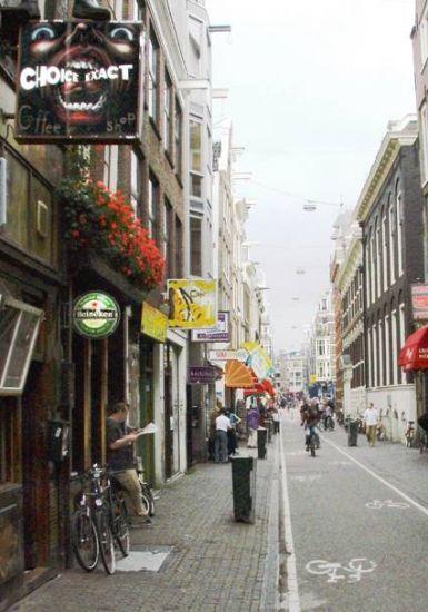 Calles de Amsterdam Nº1