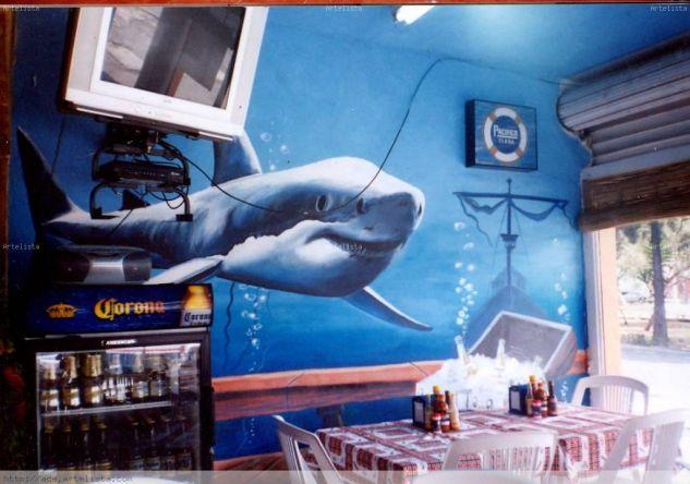 Murales decorativos gustavo vilchis lopez en for Murales decorativos
