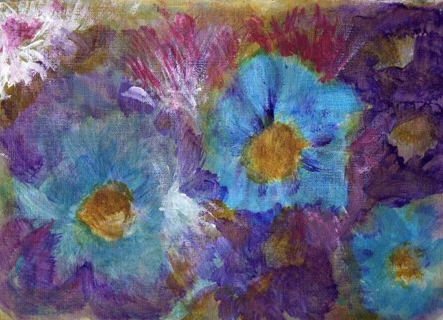 flore azules II