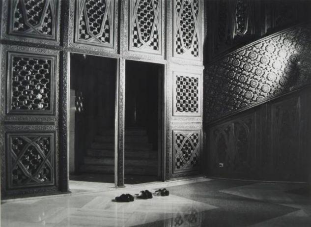 En la mezquita de Hassan   (Casablanca) Arquitectura e interiorismo Blanco y Negro (Química)