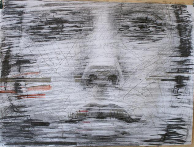 retrato dibujo Lápiz