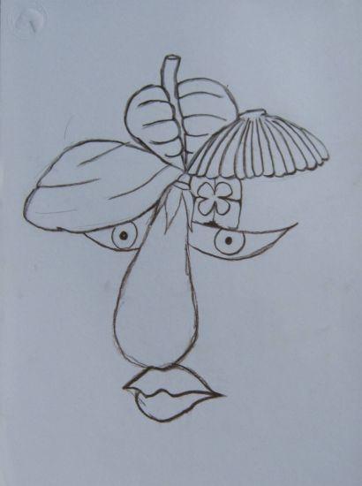 cabeza de concha
