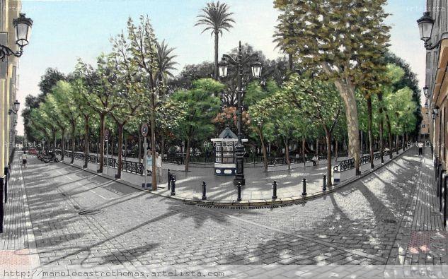 Plaza  mina