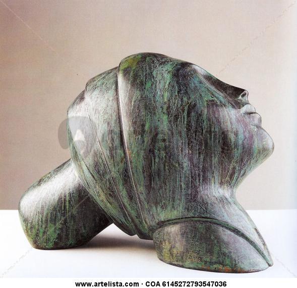 Ninfa I Figurative Bronze