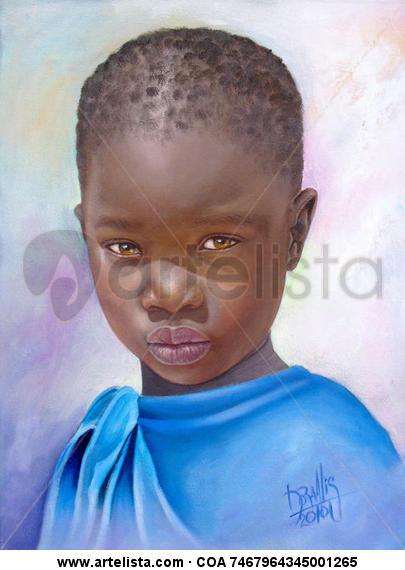 niño de áfrica 25