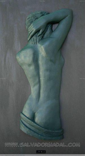 Su espalda Mixta Figurativa