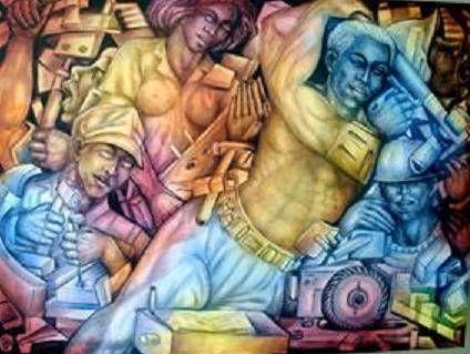 Julio Susana - Pintor Dominicano