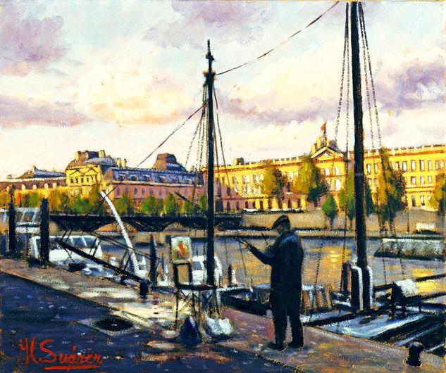 paris - otro pintor