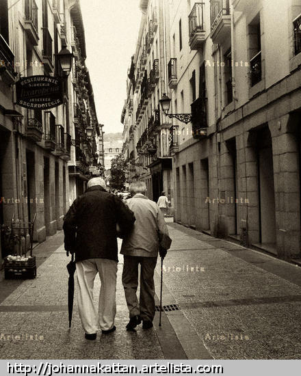 amigos por siempre Viajes Color (Digital)