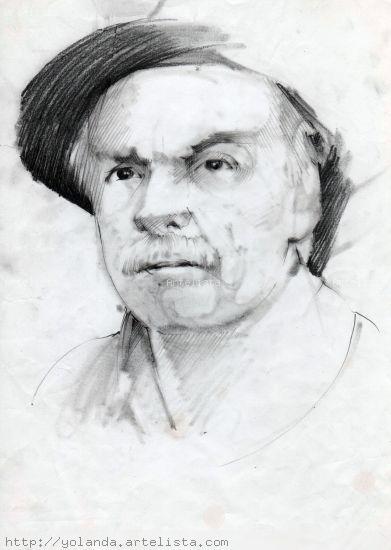 Retrato Lápiz