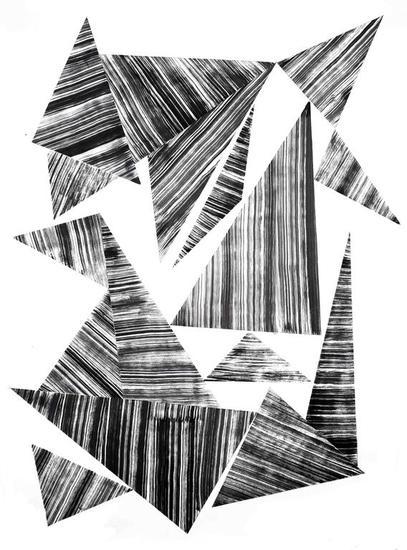 Untitled No. 78 Tinta