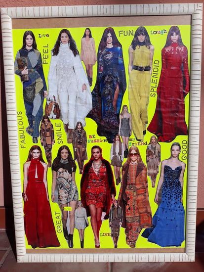Moda Figure Card