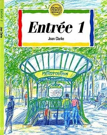 Sobrecubierto de libro de  la Educación de Francés