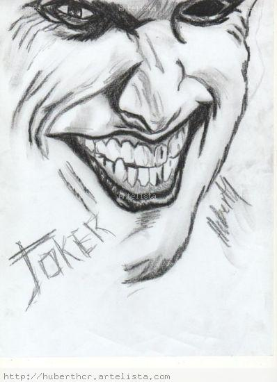 Joker Carboncillo