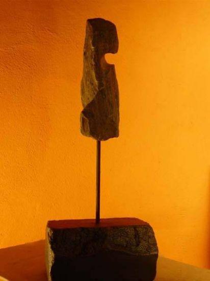 Isla de Pascua Piedra Figurativa