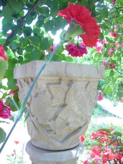 Capitel... Piedra Figurativa