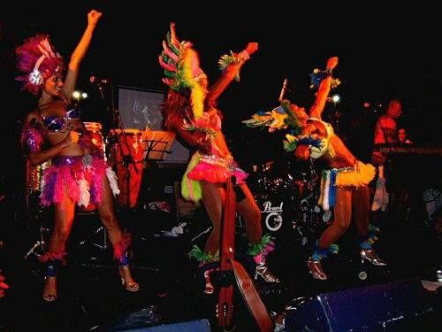 Brazilian dance Publicidad y moda Color (Digital)