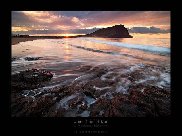 El Medano Naturaleza Color (Digital)