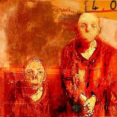 Homo Sacer; El poder soberano y la nuda vida Estudio Oil Canvas Landscaping