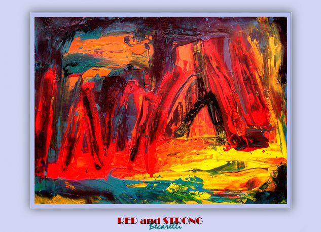 A Landscape for Power and Soul Óleo Lienzo Paisaje