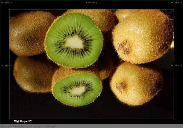 Kiwis Bodegones Color (Digital)