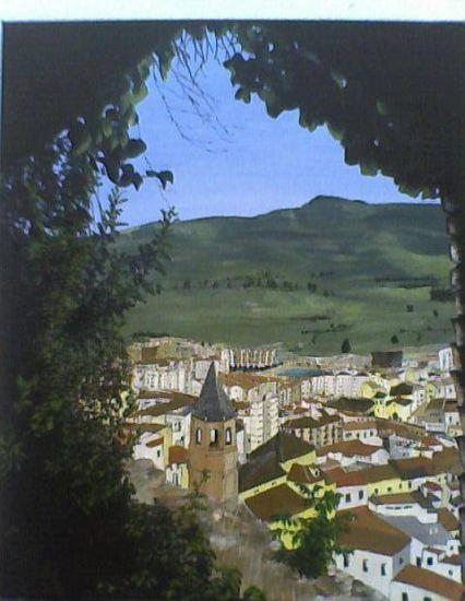 velez-málaga desde la fortaleza
