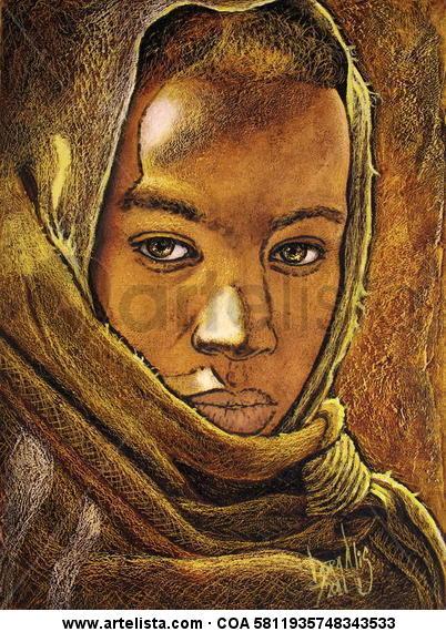 niño de áfrica n°45