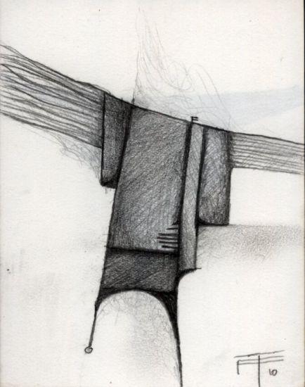 boceto 03 Carboncillo