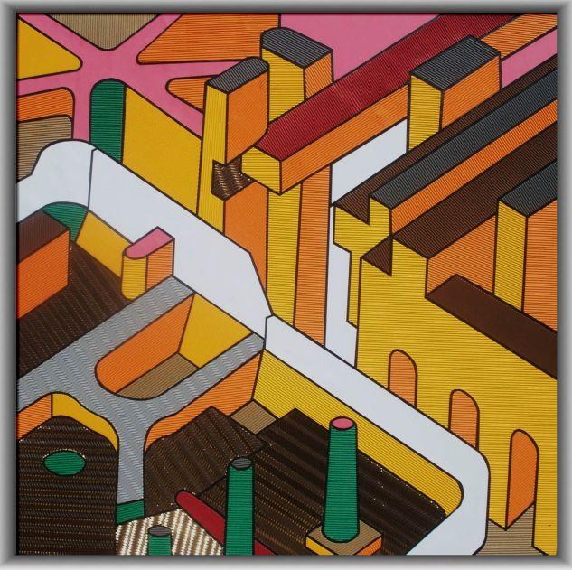 Sinfonia de cartulinas de colores-1/4 Cartulina Otros