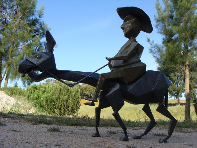 Sancho Panza Otros Figurativa