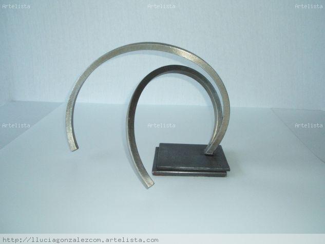 AL AGUA Metal Abstracta
