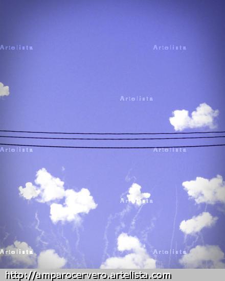 Sky lines III Color (Digital) Conceptual/Abstracto