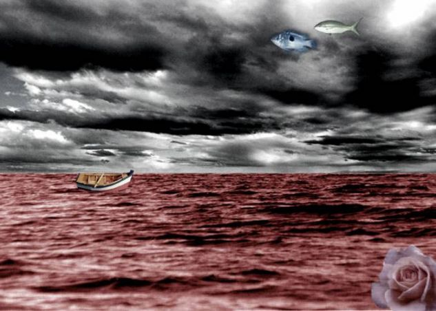 sueño en el mar rojo Otras temáticas Color (Digital)