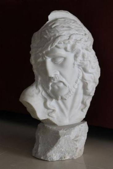 Cristo en Agonia Mármol Figurativa