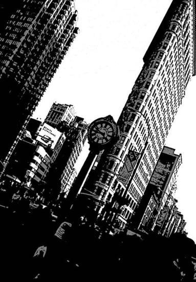 NEW YORK Viajes Blanco y Negro (Digital)